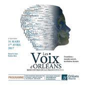 Les Voix d'Orléans 2017 - programme