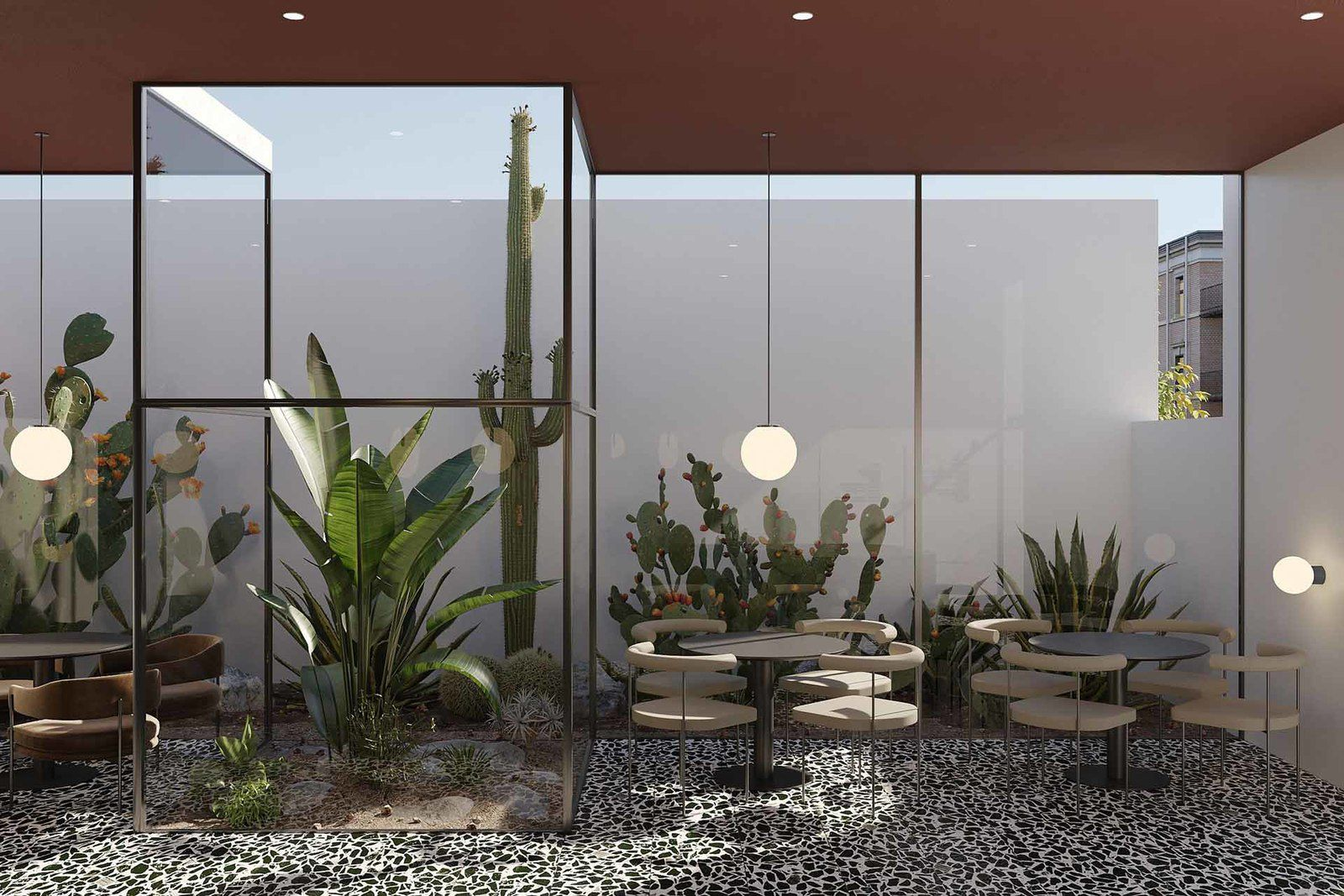PRICKLY PEAR PROJECT BY ALEXANDER VELGAN, IN SAN FRANCISCO USA