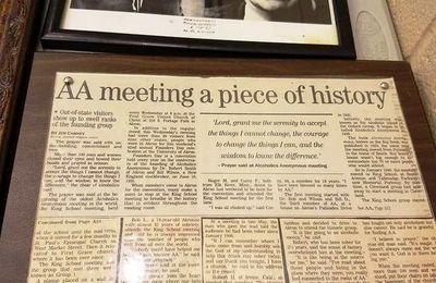 """7 Juin 1997 : """"The Akron Beacon Journal"""""""