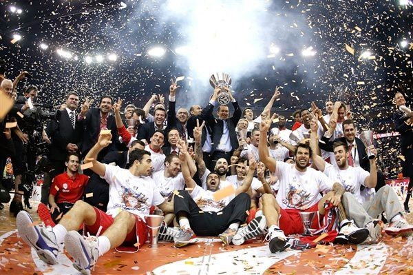 Euroleague: Olympiakos trop fort pour le Real Madrid !