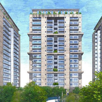 Saha Eminence Noida - Live Your Life in a Grand way