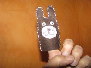 Marionnettes à doigts de Pâques