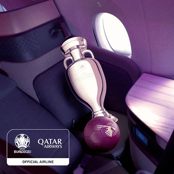 qatar airways euro 2020 aerobernie