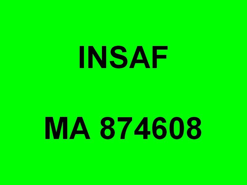 INSAF  MA874608 , route vers sa zone de peche le 19 juin 2018
