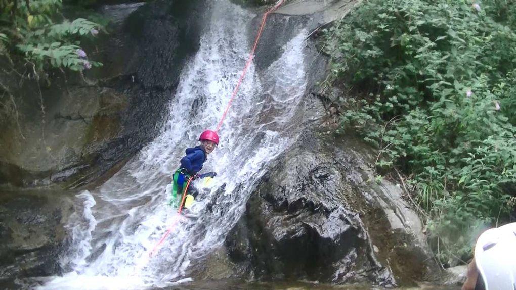 Camp Val d'Ossola, Piemont, Italie