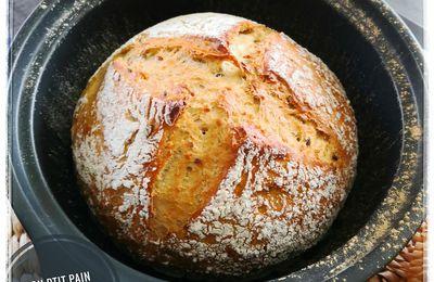 Mon ptit pain cocotte aux céréales