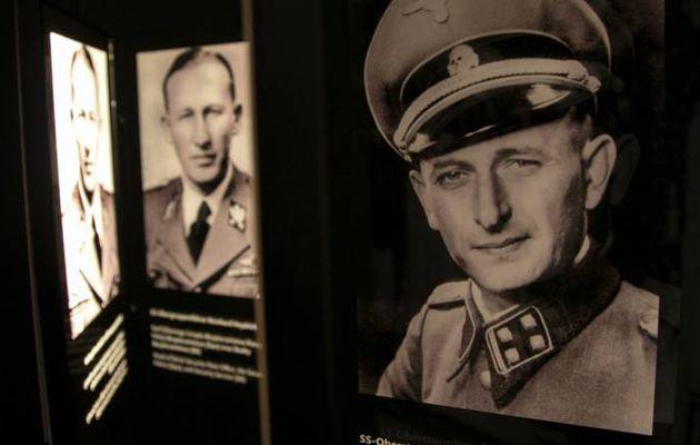 31 Mai 1962. Adolf Eichmann, criminel de guerre nazi, exécuté par pendaison à Jérusalem.