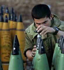 España vende a Israel bombas, granadas, torpedos, cohetes, misiles…