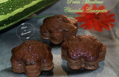 Petits Moelleux Chocolat Courgette