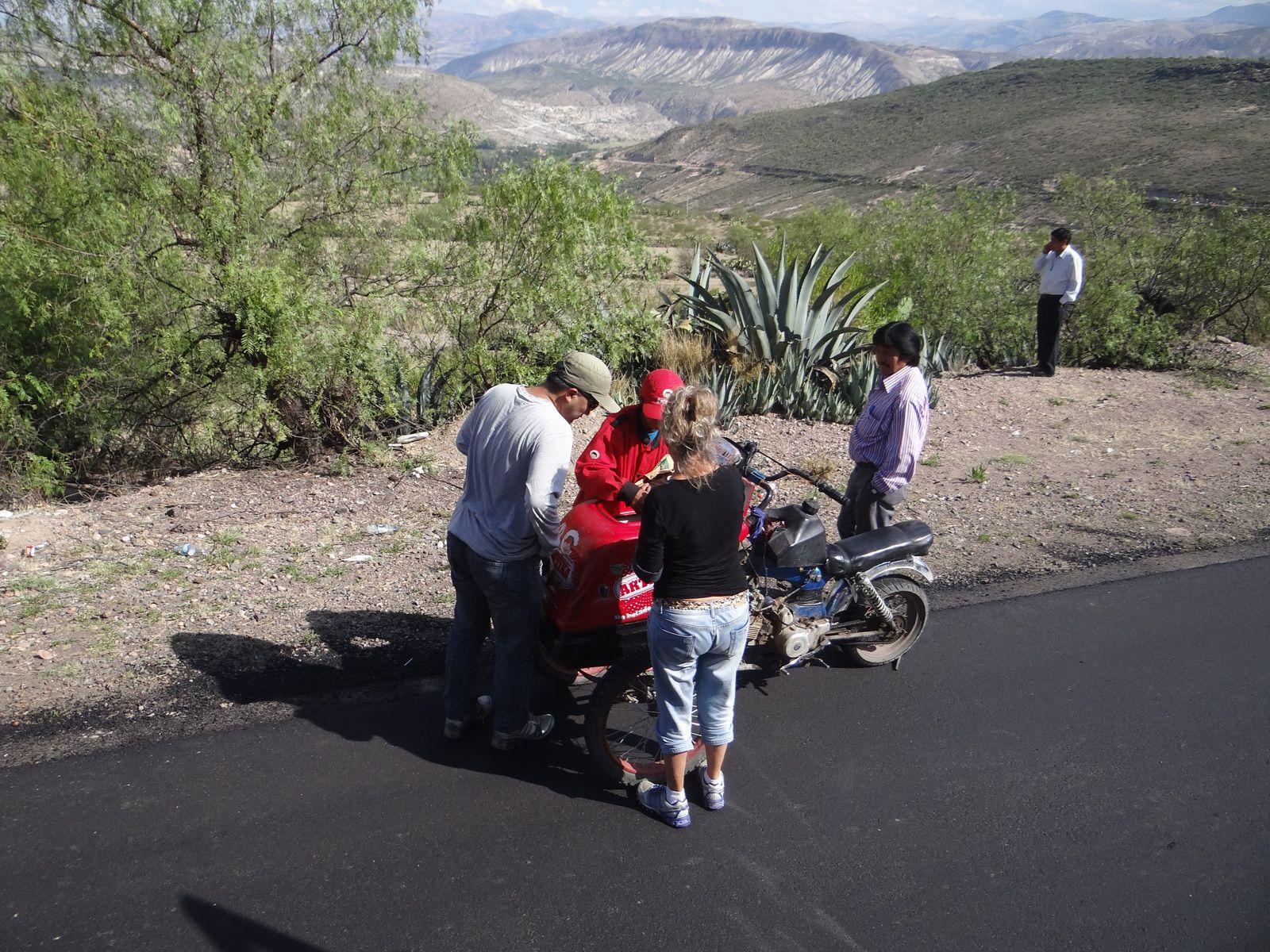 Voyage au Pérou à 2 en 2013. Lima. Cuzco. Aréquipa. Canyon de Colca