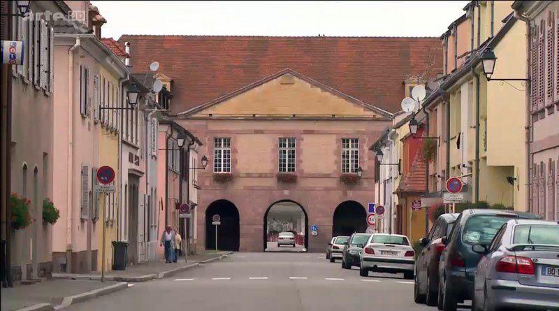 """""""Villages de France"""" sur Arte+7: NEUF-BRISACH"""
