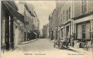 Il était une fois l'Auvergne:Brioude