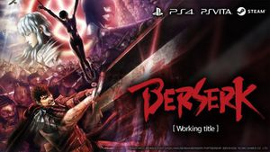 Berserk and the Band of the Hawk : date, trailer dispo