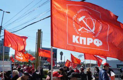 Communiqué de soutien aux communistes russes (collectif international des JRCF)