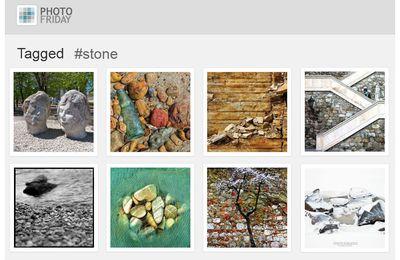 Mon défi photo : #stone