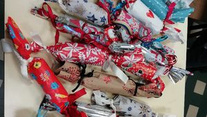 Christmas Crackers en 6e