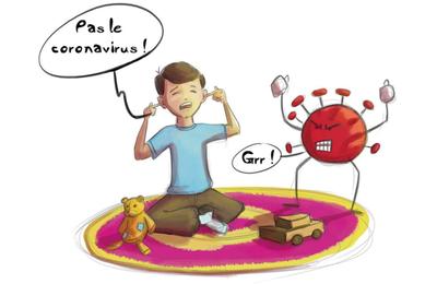 [Santé] Une BD pour expliquer de manière simple et ludique le Coronavirus