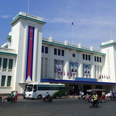 Cambodge : les traces du protectorat français