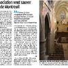 L'entretien et la restauration de Saint-Pierre Saint Paul ne sont pas une priorité municipale