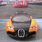 BUGATTI VEYRON EB 16.4 SIKU 1/60 - car-collector.net