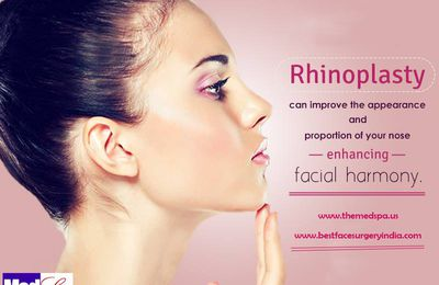 Different Things about Nose Job Rhinoplasty Surgery both Men & Women