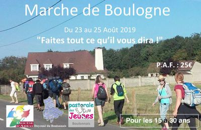 Invitation à la marche 2019