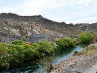 Canyon de Atuel, Argentine en camping-car