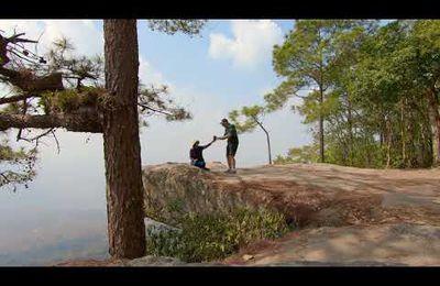 La vidéo des plus beau points de vue de Phu Kradueng