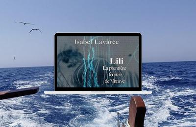 Lili, la première femme de Vitruve un roman fantastique d'Isabel Lavarec