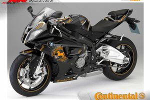 S1000RR continental - Deco for Wunderlich