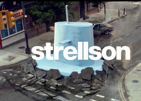 Pub de la semaine : Make yourself unstoppable, Strellson ... Un spot inventif et qui vaut le détour
