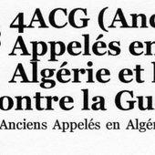 Algérie : le lourd héritage du colonialisme *** Un article de la 4ACG