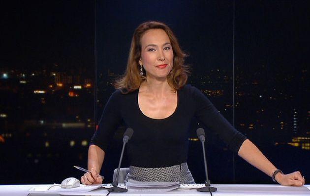 📸12 STEPHANIE ANTOINE @StphAntoine pour PARIS DIRECT ce soir @France24_fr @FRANCE24 #vuesalatele