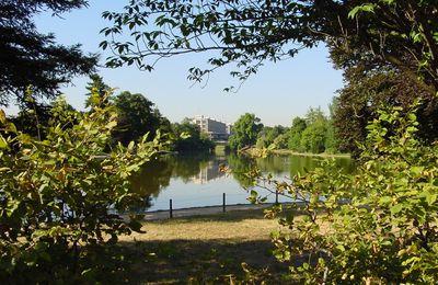Randonnée au bois de Boulogne dimanche 12 septembre