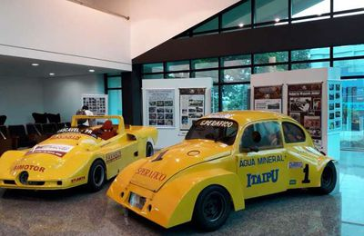 Speed Museum: racing though time