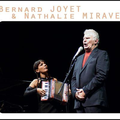 Nathalie Miravette et Bernard Joyet en concert à Quai des Arts