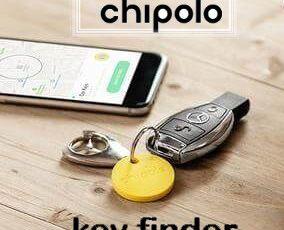 Chipolo classic : le porte-clés connecté à votre smartphone (Bluetooth)