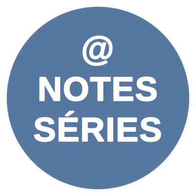 Notes-Séries