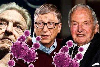 Un tribunal péruvien accuse Bill #Gates, #Soros et #Rockefeller d'avoir créé le #Covid-19 !