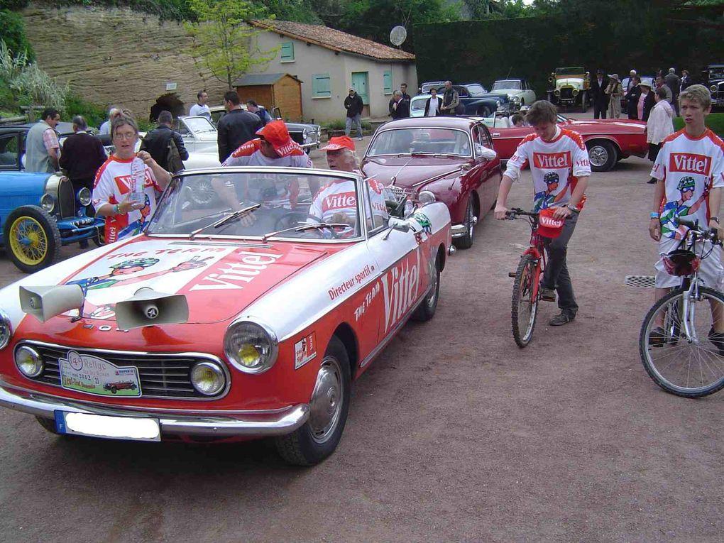 Album - Rallye des Six Roses du 5 au 7 mai 2012