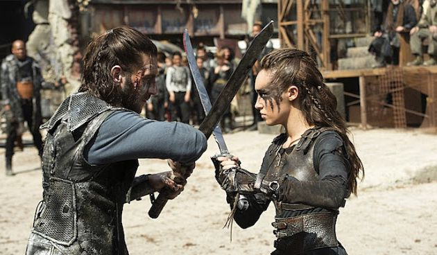 The 100 Recap: Crucial Instances When Clarke and Bellamy Teamed Up