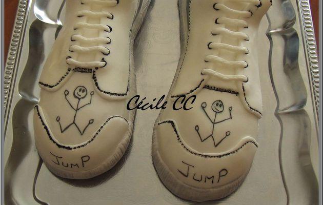 Des chaussures à croquer....