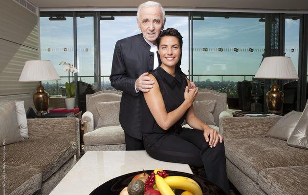 """Audiences : """"Hier Encore"""" avec Charles Aznavour leader sur France 2"""