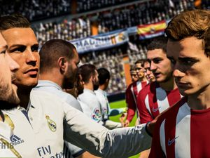 FIFA 18 se dévoile en images