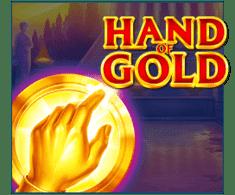 machine a sous en ligne Hand of Gold logiciel Playson