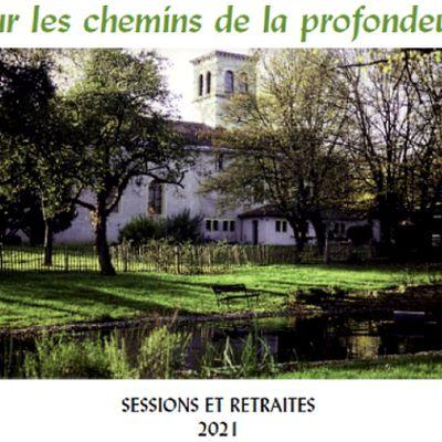 Mise à jour du Programme des sessions à Béthanie 2021 (modifié au 10 mai)