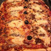Pizza aux multis saveurs - Les saveurs culinaires de Rosa