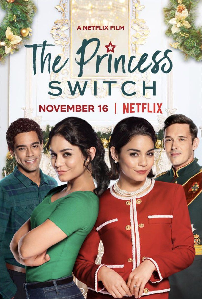 Film de Noël Netflix la princesse de chicago , avis, critique, chronique
