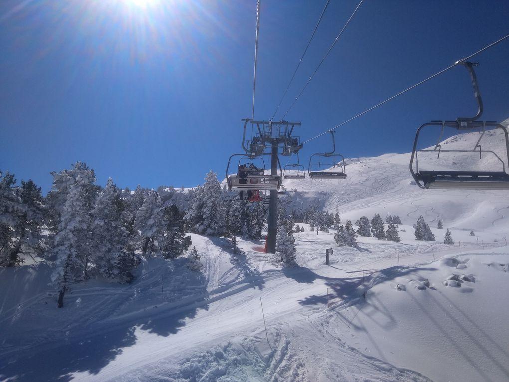 Voyage au ski à La Pierre Saint Martin