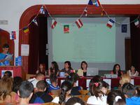 The 10th of may the Association Act Integration and the Technical College Decebal celebrated Europe's Day 2013 and promoted the project EYOUTHOCRACY. .